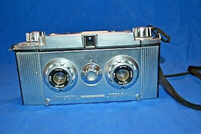 Vintage 1954 Universal Stere-All 3D Camera