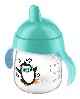 Philips Avent My Little Sippy Cup Teal 9 oz. Sippy Cups & Mugs