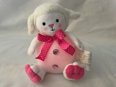 Adorable New In Bag Easter Spring Light Up Friends Lamb