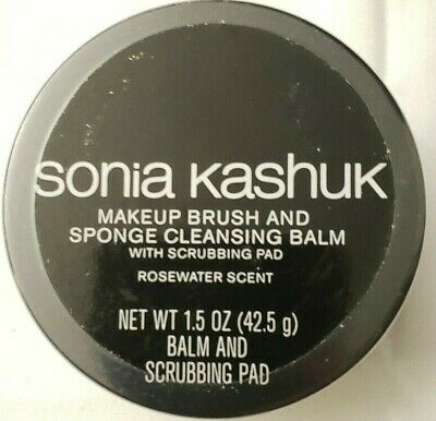 Sonia Kashuk Makeup Brush And Sponge Cleansing Balm 1.5 Ounce