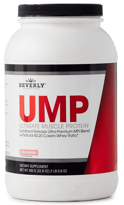 Beverly International UMP  Ultimate Muscle Protein Strawberry - 2 Lb