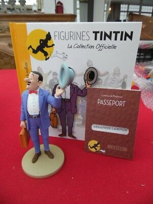 Figurine  Collection  Officielle N° 11   Seraphin Lampion