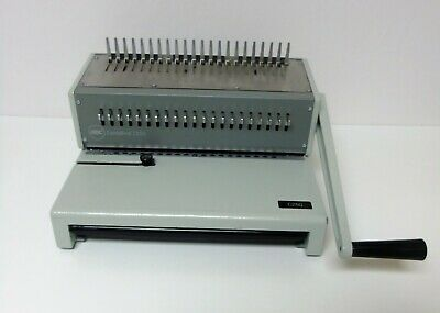 GBC27140 CombBind C250 Manual Binding System Presentation Products ...