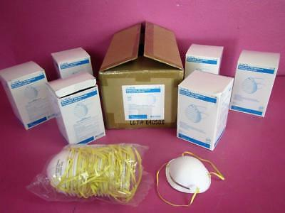 Secure-Gard N95-ML Medium Large Particulate Respirator Surgical Mask Case 120pc