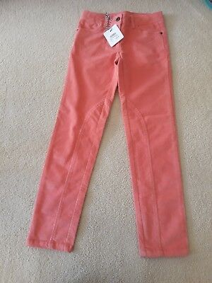 Crew Clothing Girls Trousers Age 8-9 New with tags RRP £26.00