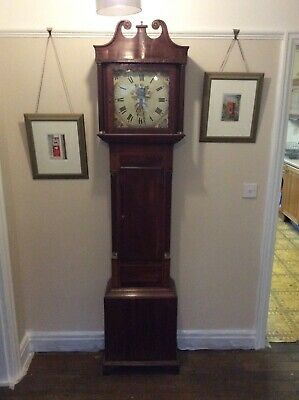 Long Case Grandfather Clock
