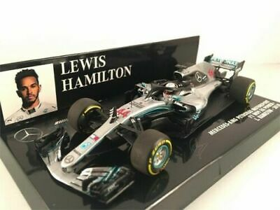 Mercedes F1 W09 EQ Power+ F1 2018 Lewis Hamilton Minichamps 410180044 new