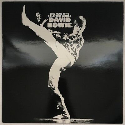 David Bowie The Man Who Sold The World Lp Rca Uk Green Labels Ex+ Fast Dispatch
