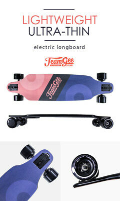 Electric Skateboard Teamgee H9 - UltraThin and Lightweight Electric Board fast $