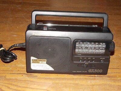 PanasonicGX500 - MODEL RF-3500