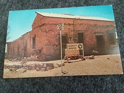 LOT OF 3 Real Photo Postcards RPPC Texas, Three Rivers Fort