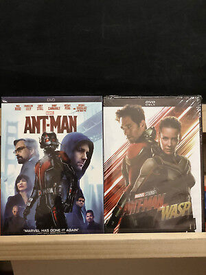 Ant-Man and the Wasp + Ant-Man (DVD, 2018) SELECT YOUR OPTIONS!