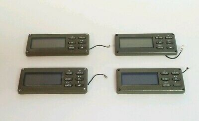 (4) Topcon GTS-300 Series Total Station Display Assemblies (Used), 64511-2500