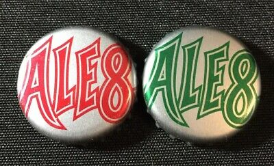 1000+ Pop BOTTLE CAPS Red Green Ale 8 One School Art Projects Crafts 5 lbs
