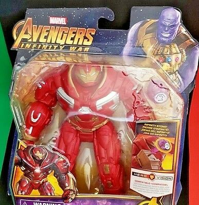 Marvel Avengers: Infinity War Hulkbuster with Infinity Stone by Hasbro
