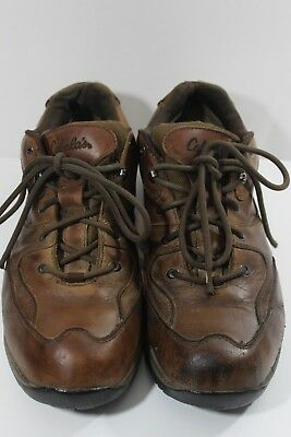 00ea06f1935 Cabela s Men s Brown Leather X4 Dry-Plus Adventure Shoes Size 13D Walking