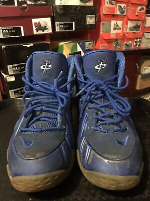 48bd5a95e35 NIKE ZOOM ROOKIE (PENNY HARDAWAY) Royal Sz.12 Men IN FAIR CONDITION