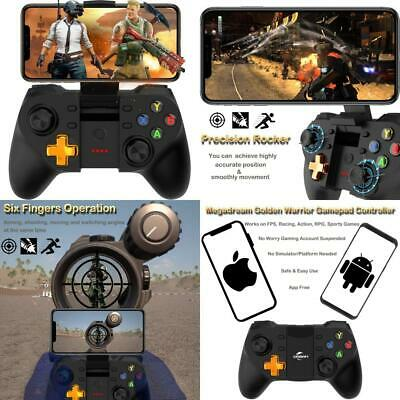 WIRELESS ANDROID GAMEPAD, Megadream Mobile Gaming Controller