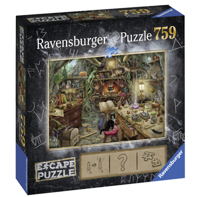 Escape Room 759 piece Jigsaw Puzzle by Ravensburger