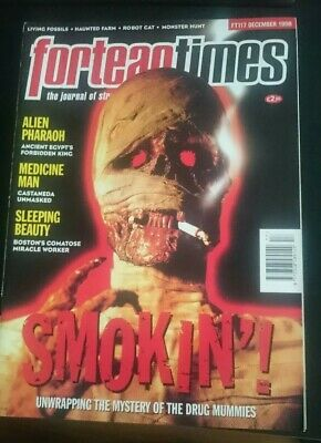 FORTEAN TIMES ISSUE 117 December 1998