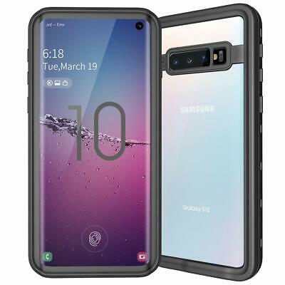 For Samsung Galaxy S10 / s10 plus Waterproof Case Shockproof Screen Protector