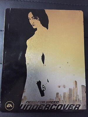 Need for Speed Undercover Steelbook RARE