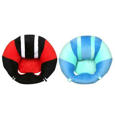 Baby Support Seat Plush Soft Baby Sofa Infant Learning To Sit Chair 0-3 Months