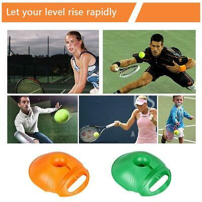 Tennis Ball Trainer Self-study Practice Training Exercise Rebound Baseboard Set