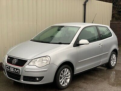 2008 57 Volkswagen Polo 1.2 70 3 Door Hatchback *low 40K Miles* *1 Owner*