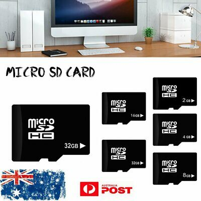 Micro SD TF Memory Card Flash 2G 4G 8G 16GB 32GB Class 4 C4 for Smart phone LD