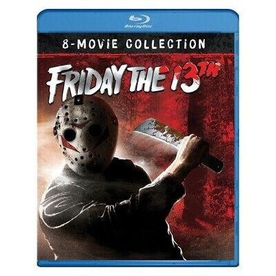 Paramount - Uni Dist Corp Br59195192 Friday The 13Th-Ultimate Collection (Blu...