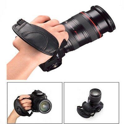 PU Leather Wrist Strap Camera Hand Grip for Canon Nikon Sony Olympus SLR DSLR