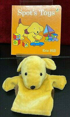 Fun with Spot The Dog Hand Puppet & Book
