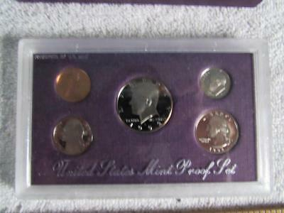 1992 S - United States Mint Proof Set