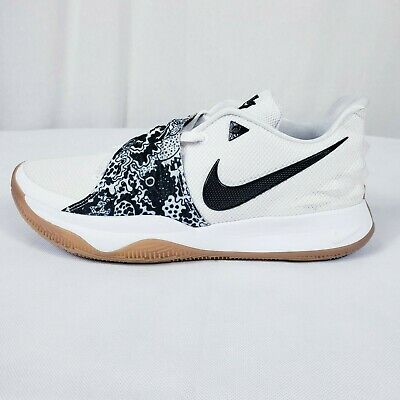 new product 0f3ce 25b05 NIKE KYRIE 4 IV Low Black/White AO8979-100 Size 11 US ...