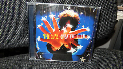 The Cure - GREATEST HITS - CD Album 2001 - ***NEU***