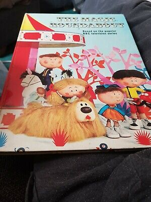 Magic Roundabout Annual 1967 X 1ST ISSUE X EXCELLENT CONDITION FOR AGE X 1767 X