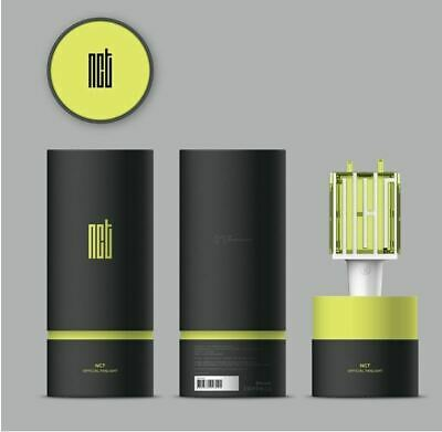 Nct - Nct Official Lightstick + Tracking Number, Sealed