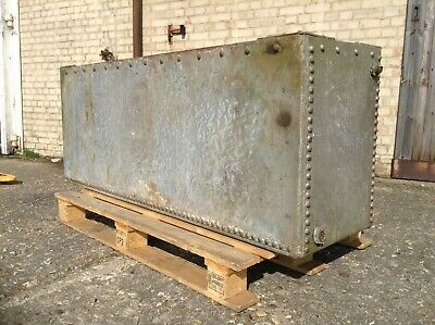 Victorian Riveted Galvanised Water Trough (UK Wide Delivery Available)