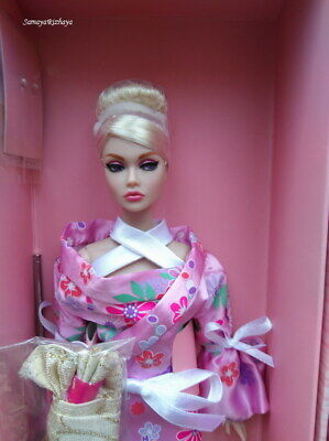 Poppy Parker Joyful In Japan Intergrity Toys Fashion Royalty Doll NRFB