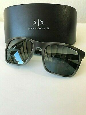 dd7e0d955be9 GIORGIO ARMANI SUNGLASSES AR6031 Matte Gunmetal and Matte Brown ...