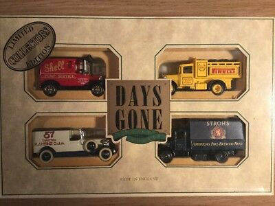 LLEDO Die-cast Days Gone Limited Collectors Edition Boxed