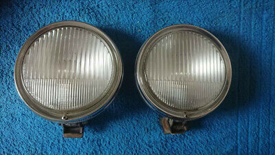 Hella 142 chrome fog light fog lamp VW Porsche Mercedes