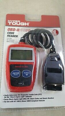 HYPER TOUGH OBDII / EOBD CAR Diagnostic Code Reader