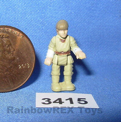 Star Wars Micro Machines Action Fleet ANAKIN SKYWALKER From Naboo Starfighter #2