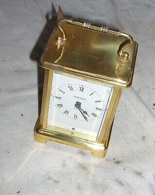 French Manufacture Carriage Clock
