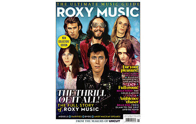 Roxy Music - Uncut Ultimate Music Guide (New Magazine 2019) (NO BARCODE)