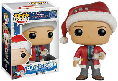 Funko Pop Vinyl:movies : National Lampoon Christmas Vacation Clark Griswold #242