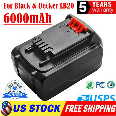 18V 4.0AH Lithium Ion Battery for Ryobi One Plus P108 P107 P104 P105 P102 Tools