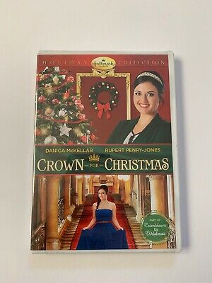 Crown for Christmas [New DVD] Widescreen - FREE SHIP!